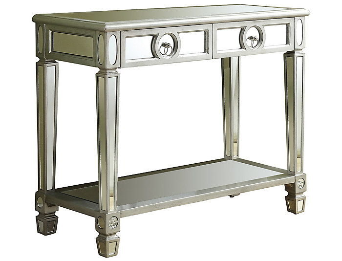 "Julia 38"" Mirror Console Table, , large"