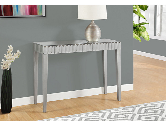"Nora 42"" Mirror Console Table, , large"