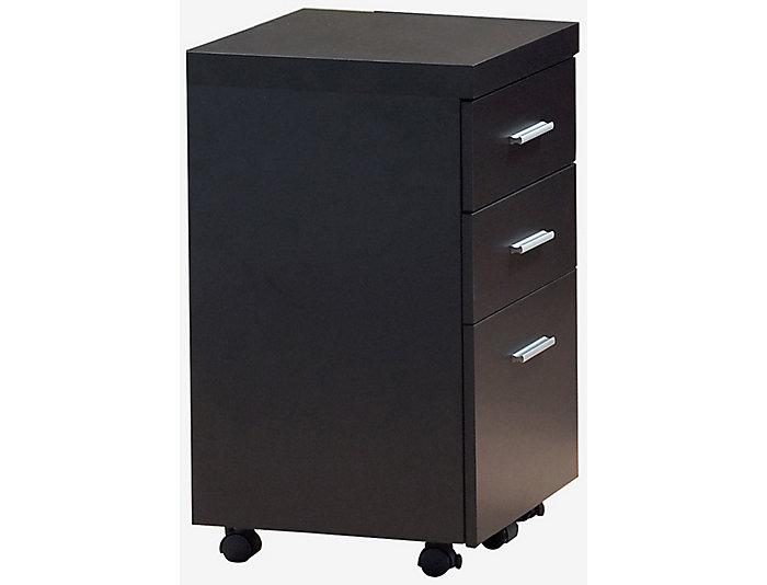 Ariana 3 Drawer Filing Cabinet, , large