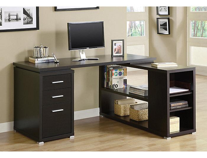 Hannah Corner Desk, , large