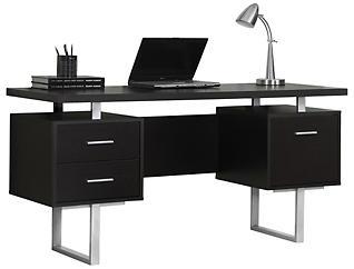 Petunia Brown Desk, , large