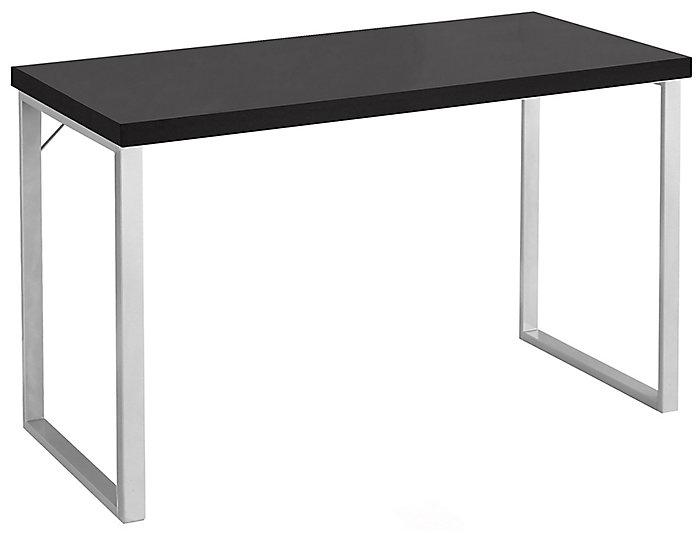 Blaise Brown Desk, , large