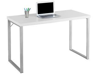 Blaise White Desk, , large