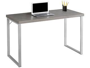Blaise Taupe Desk, , large