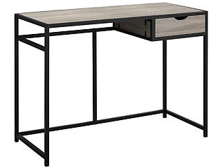 Rufus Taupe Desk, , large