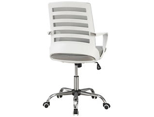 Axis White Desk Chair, , large