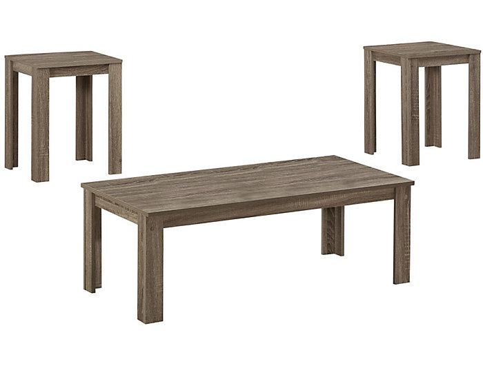 Mark 3 Piece Coffee Table Set, , large