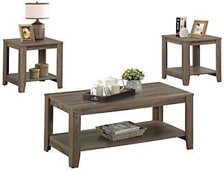 Max 3 Piece Coffee Table Set