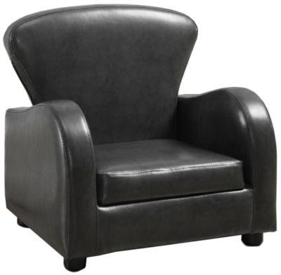 Aiden Kid's Chair, Grey, swatch