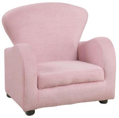 Aiden Kid's Chair, Pink, swatch