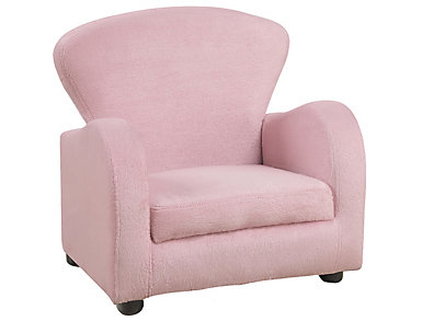 Aiden Kid's Chair, Pink, large