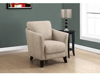 Nanon Taupe Chair, Beige, large