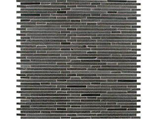 Basalt Blue Bamboo Pattern 12 in. x 12 in. Basalt Floor and Wall Tile $18.48/ sq. ft (10 sq. ft / case), , large