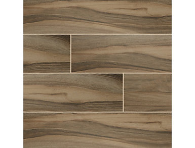 Aspenwood Cafe 9 in. x 48 in. Porcelain Floor and Wall Tile $4.98/ sq. ft (12 sq. ft / case), , large