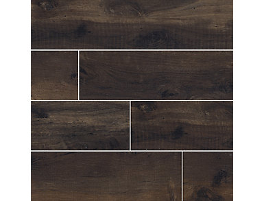 Country River Bark 8 in. x 48 in. Porcelain Floor and Wall Tile $4.88/ sq. ft (10.66 sq. ft / case), , large