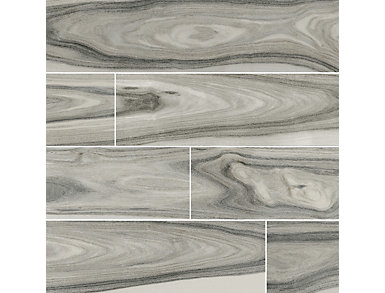 Dellano Moss Grey 8 in. x 48 in. Porcelain Floor and Wall Tile $8.48/ sq. ft (8.01 sq. ft / case), , large