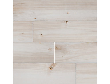 Havenwood Dove 8 in. x 36 in. Porcelain Floor and Wall Tile $5.18/ sq. ft (14 sq. ft / case), , large