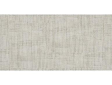 Tektile Crosshatch Ivory 12 in x 24 in in Porcelain Floor                       Tile $4.58/ sq. ft (14 sq. ft /case), , large