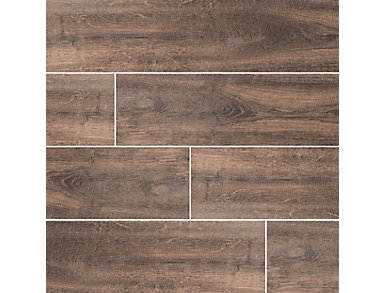 Upscape Greige 8 in. x 40 in. Porcelain Floor and Wall Tile $5.78/ sq. ft (13.33 sq. ft / case), , large