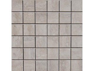Veneto White Mosaic 12 in. x 12 in. Porcelain Floor and Wall Tile $11.98/ sq. ft (8 sq. ft / case), , large