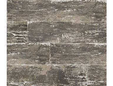 Vintage Silver 8 in. x 36 in. Porcelain Floor and Wall Tile $4.38/ sq. ft (14 sq. ft / case), , large