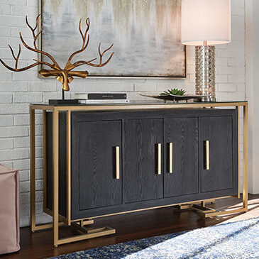 Mid-Century Accent Furniture