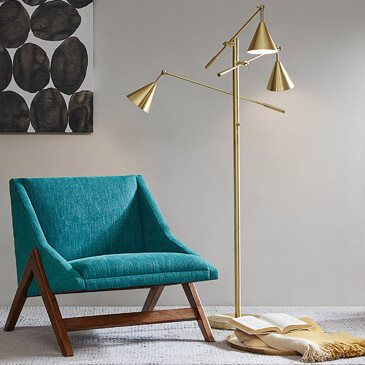 Modern Lighting & Rugs