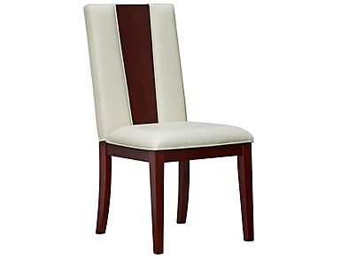 Zeno Upholstered Side Chair, , large