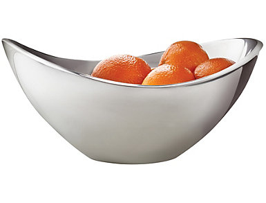 Nambe Butterfly Bowl, , large