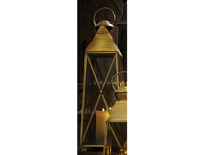 Imperial Ant Brass Lantern, , large