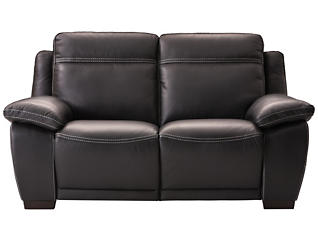 B875 PWR Leather Loveseat, , large