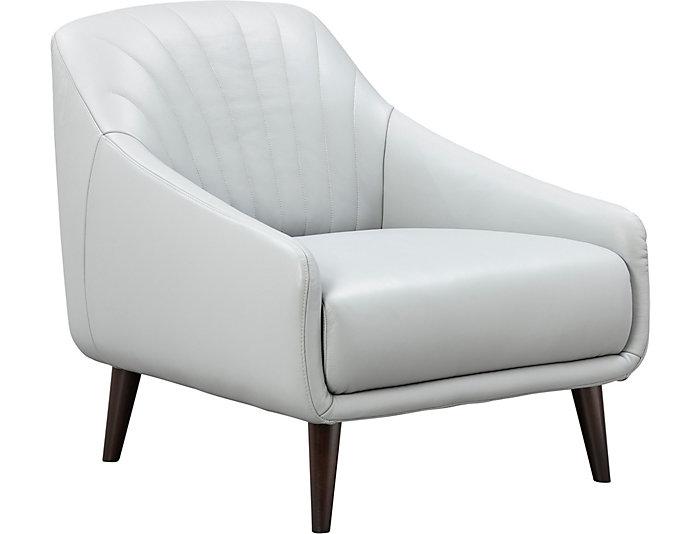 Superb C014 Leather Accent Chair Machost Co Dining Chair Design Ideas Machostcouk