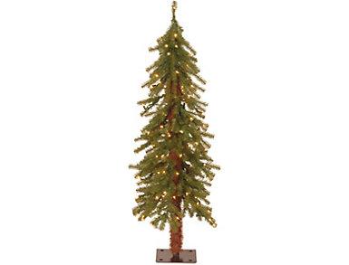 Hickory Cedar 4FT, Clear, , large