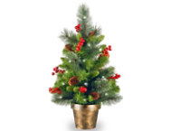 shop 2ft Crestwood Tree w/ LED