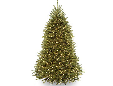 Fir Tree 7.5FT, Clear, , large
