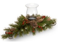 shop Pine Candle Holder