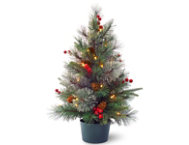 shop Colonial Tree w/ LED
