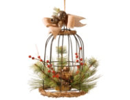 shop Holiday Bird Cage