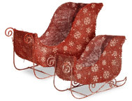 shop Santa's Sleigh Set