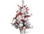 shop White Christmas Tree
