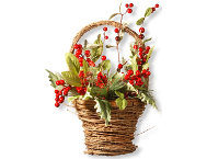 shop Holiday Basket
