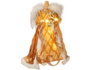 shop Golden Tree Top Angel w/ LED