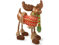 shop Moose With Holiday Sweater