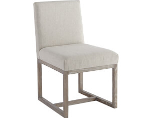 NB2 Casual Modern Upholstered Side Chair