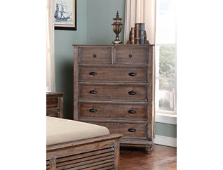 Lakeport Chest, Brown, , large