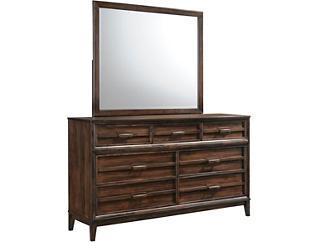 Windsong Walnut Dresser, , large