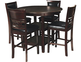Gia Counter Tbl & Stools, , large