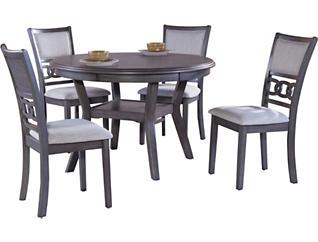 Gia Grey Dining Set, , large
