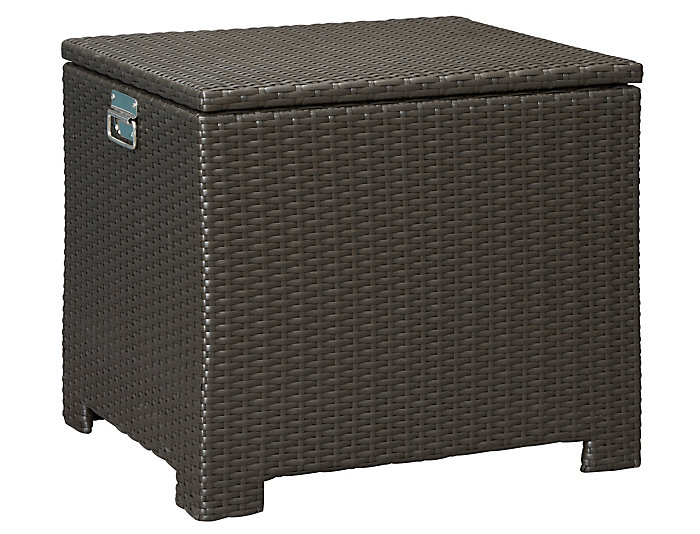 Soho II Ice Chest, Brown, , large