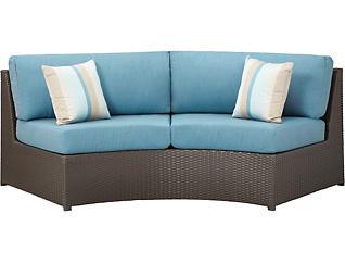 Soho III Curved Sofa, , large